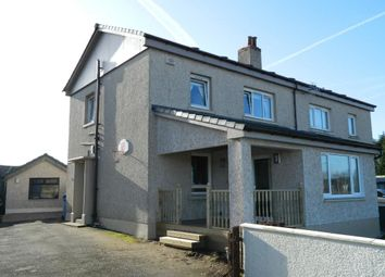 Thumbnail 3 bed semi-detached house for sale in Corbiehall Terrace, Ravenstruther, Lanark