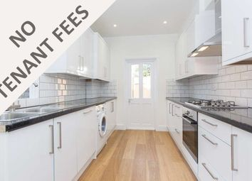 Thumbnail 4 bedroom terraced house to rent in Sterne Street, London
