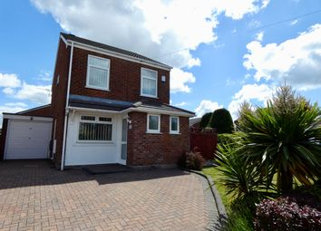 Thumbnail 3 bed detached house for sale in Allscott Way, Ashton-In-Makerfield, Wigan