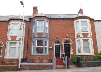 Thumbnail 4 bed terraced house for sale in Blackwell Road, Carlisle