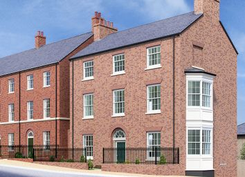 Thumbnail 5 bed detached house for sale in Liscombe Street, Poundbury, Dorchester