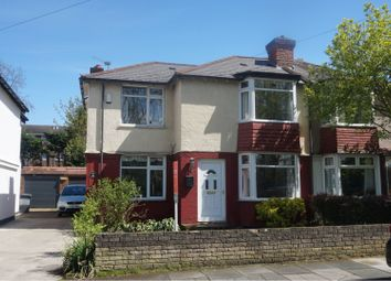 Thumbnail 4 bed semi-detached house for sale in Calmont Road, Bromley