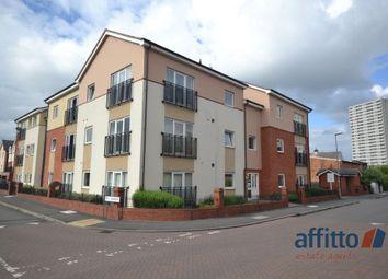 Thumbnail 2 bed flat to rent in Jeremiah Road, Wolverhampton