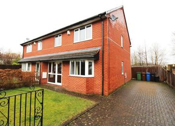 Thumbnail 3 bed semi-detached house for sale in Granville Road, Greater Manchester, Cheadle Hulme, Cheshire