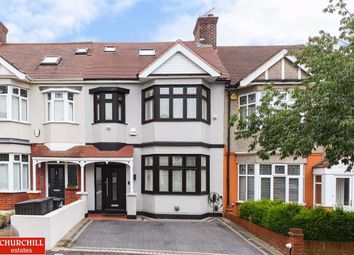 Thumbnail Terraced house for sale in Cranbourne Avenue, Wanstead, London