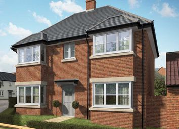"Thumbnail 4 bed detached house for sale in ""The Casterton 3"" at Hill Top Close, Market Harborough"