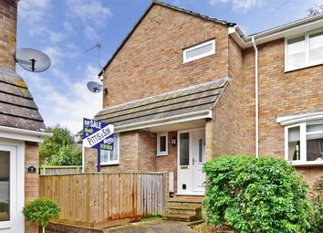 Thumbnail 3 bed semi-detached house for sale in Wallis Close, Wroxall, Ventnor, Isle Of Wight