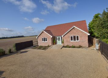 Thumbnail 3 bed detached bungalow for sale in Station Road, Isleham, Ely