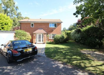 Thumbnail 4 bed detached house for sale in Sedgefield Close, Worth, Crawley