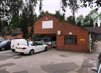 Thumbnail Retail premises for sale in Ilkeston DE7, UK
