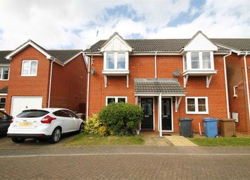 Thumbnail 2 bed semi-detached house for sale in Millfield Gardens, Ipswich, Suffolk