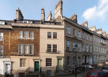 Thumbnail 3 bed terraced house to rent in Marlborough Street, Bath
