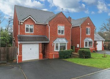 Thumbnail 5 bedroom detached house for sale in Eliza Gardens, Catshill, Bromsgrove
