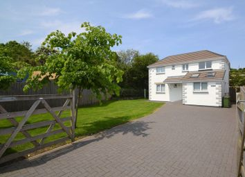 Thumbnail 3 bedroom detached house for sale in Fuggoe Croft, Carbis Bay, St. Ives