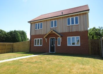 Thumbnail 3 bed detached house for sale in Bealings Road, Martlesham, Woodbridge