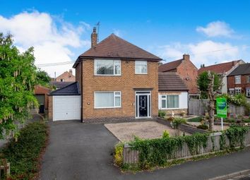 Thumbnail 3 bed detached house for sale in Main Street, Newthorpe, Nottingham, Nottinghamshire