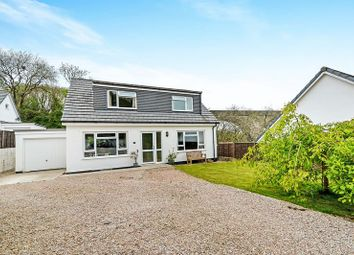 Thumbnail 3 bed property for sale in Polsethow, Penryn