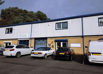 Thumbnail Light industrial for sale in Glenmore Business Park, Unit 12, Blackhill Road, Poole, Dorset