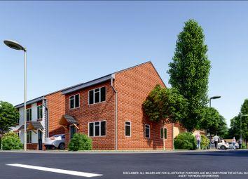 Thumbnail 3 bed detached house for sale in Plot 3 Warwick New John Street, Halesowen, West Midlands