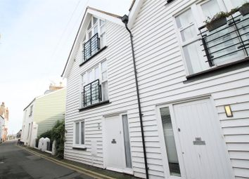 Thumbnail 3 bedroom property to rent in Sea Street, Whitstable