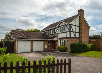 Thumbnail 4 bed detached house for sale in Strand Way, Reading