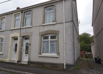 Thumbnail 2 bed semi-detached house for sale in Woodlands Terrace, Cross Hands, Llanelli