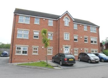 Thumbnail 2 bed flat to rent in Saxton Close, Chesterfield
