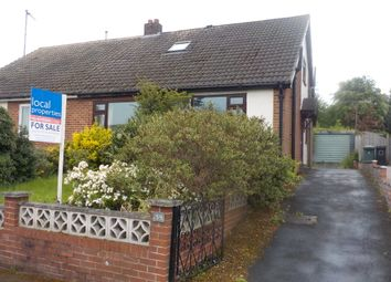 Thumbnail 2 bed semi-detached bungalow for sale in Monk Ings, Birstall, Batley