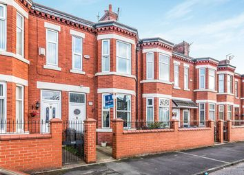 Thumbnail 4 bed terraced house for sale in Seedley Park Road, Salford