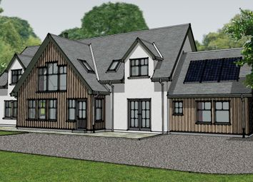 Thumbnail 4 bed detached house for sale in Plot 3 & 4 Kirk Brae, Kilmore By, Oban