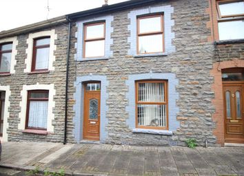 Thumbnail 3 bed terraced house for sale in Upper Canning Street, Ton Pentre, Pentre