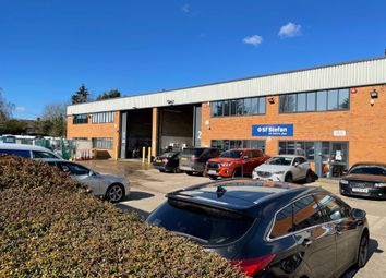 Thumbnail Industrial to let in Units 1 And 2 Manor Place, Manor Way, Borehamwood