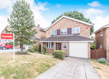 Thumbnail Detached house to rent in Springwell Drive, Countesthorpe, Leicester
