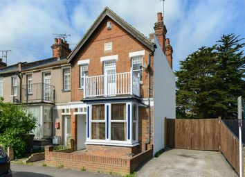 Thumbnail 4 bed end terrace house for sale in Gordon Road, Herne Bay, Kent