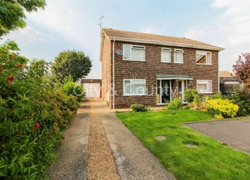 Thumbnail 3 bed semi-detached house for sale in Haveswater Close, Peterborough