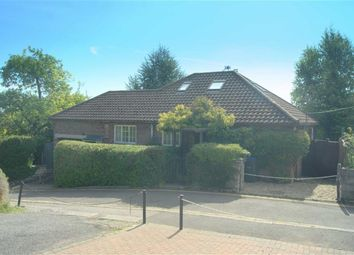 Thumbnail 3 bed detached bungalow for sale in St Davids Way, Marlborough, Wiltshire