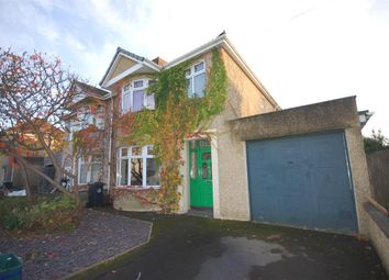 Thumbnail 3 bed semi-detached house for sale in Broad Road, Kingswood, Bristol