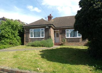 Thumbnail 2 bed bungalow for sale in Cerne Road, Gravesend