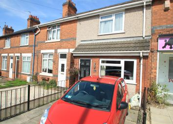 Thumbnail 3 bed terraced house for sale in Rugby Road, Burbage, Hinckley