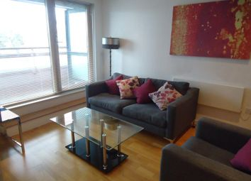 Thumbnail 2 bed flat for sale in Crown Point Road, Leeds