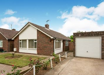 Thumbnail 3 bedroom detached bungalow for sale in Eastbourne Road, Seaford