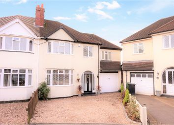 Thumbnail 4 bed semi-detached house for sale in Dingle Close, Dudley