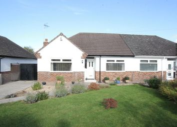 Thumbnail 2 bed semi-detached bungalow for sale in Queensbury, West Kirby, Wirral