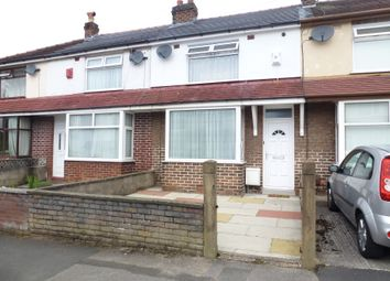 Thumbnail 3 bed terraced house for sale in Young Avenue, Leyland