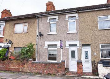 Thumbnail 3 bedroom terraced house for sale in Deburgh Street, Swindon