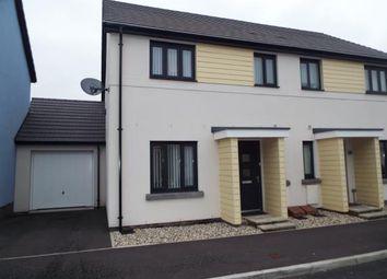 Thumbnail 3 bed terraced house for sale in Saltram Meadow, Plymstock, Devon