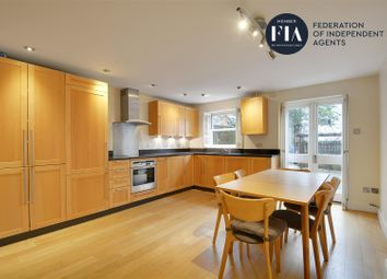 Thumbnail 4 bed terraced house to rent in Castlebar Park, London