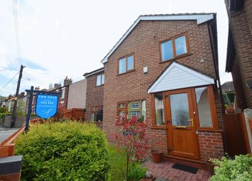 Thumbnail 4 bedroom detached house for sale in Bagnall Road, Milton, Stoke-On-Trent
