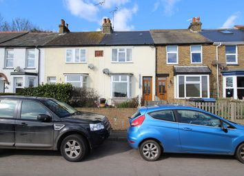 Thumbnail 2 bedroom terraced house for sale in Reach Road, St. Margarets-At-Cliffe, Dover