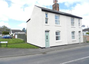 Thumbnail 2 bed semi-detached house for sale in Main Street, Weston-On-Trent, Derby